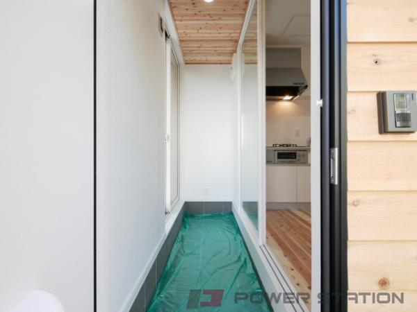 アパート・Wood MaisonN18
