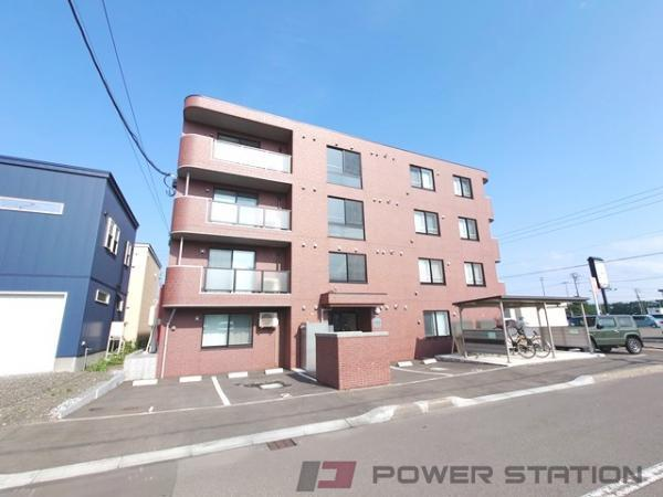 札幌市北区南あいの里5丁目新築ペット可賃貸マンション