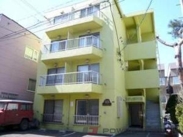 澄川1Rマンション外観