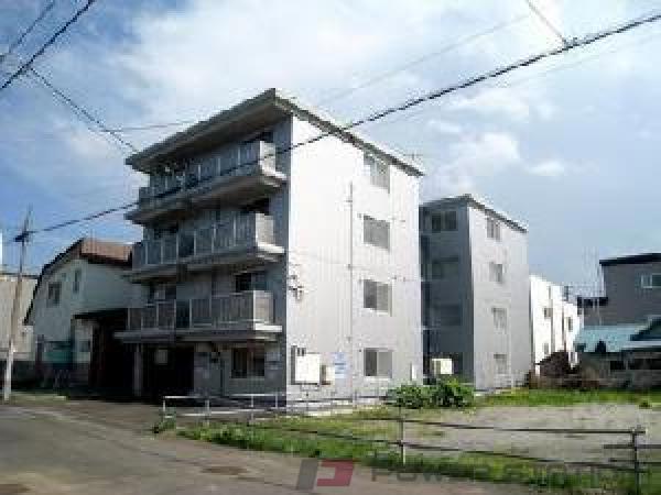 澄川1LDKマンション外観