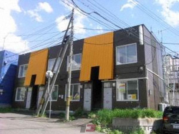札幌市南区澄川1条3丁目0賃貸アパート外観写真