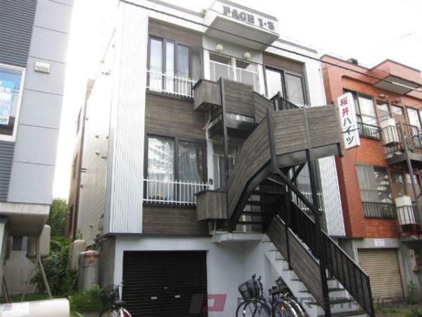 アパート・FACE1・3