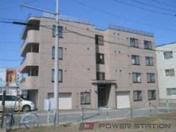 札幌市西区宮の沢1条5丁目0賃貸マンション外観写真