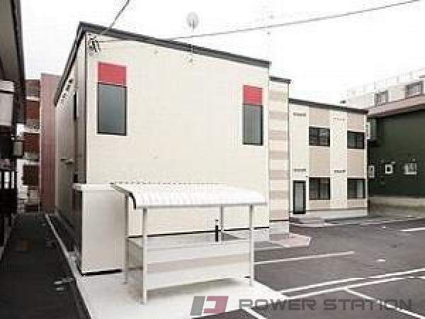 札幌市西区西野2条1丁目0賃貸アパート外観写真