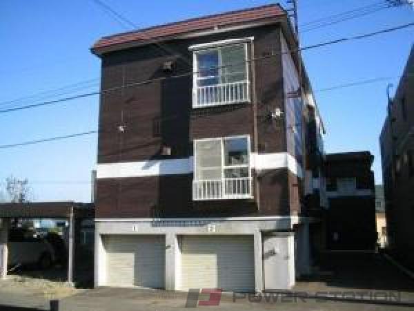 札幌市西区宮の沢3条4丁目0賃貸アパート外観写真