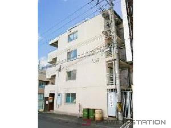 札幌市西区琴似1条4丁目0賃貸マンション外観写真