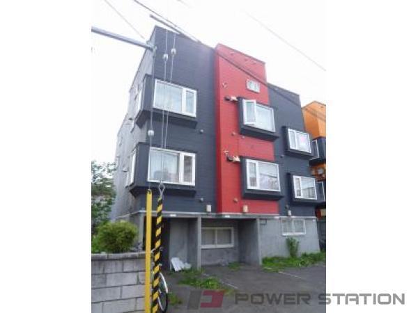 札幌市西区琴似3条5丁目1賃貸アパート外観写真