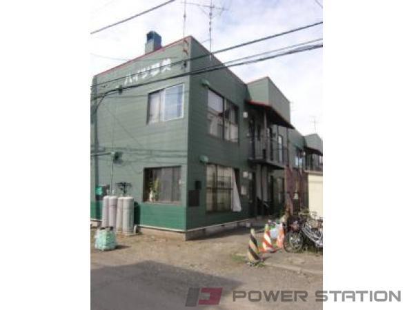 札幌市西区琴似4条2丁目0賃貸アパート外観写真