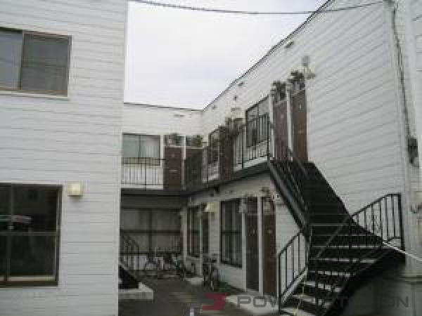札幌市西区西野3条5丁目0賃貸アパート外観写真