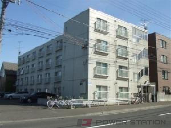 札幌市西区西野7条7丁目1賃貸マンション外観写真