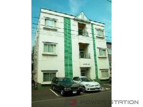 札幌市西区二十四軒4条4丁目0賃貸マンション外観写真