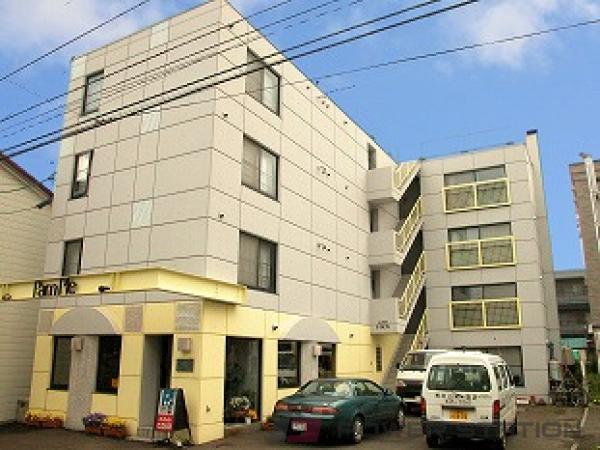 札幌市西区発寒4条3丁目0賃貸マンション外観写真
