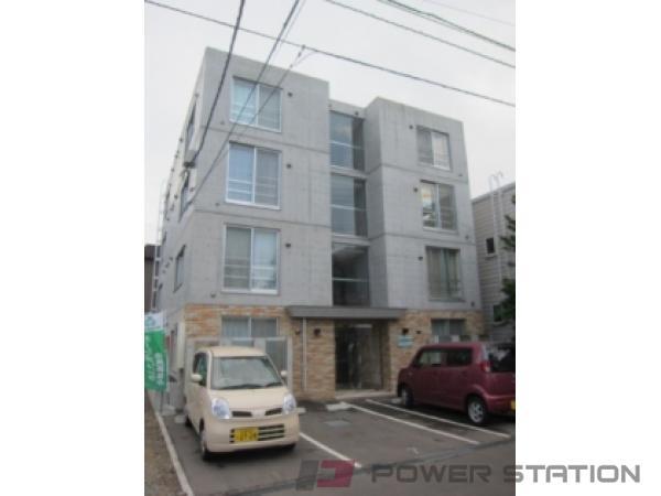 札幌市西区発寒9条11丁目0賃貸マンション外観写真