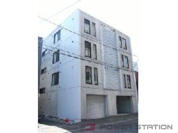 札幌市西区発寒6条10丁目0賃貸マンション外観写真