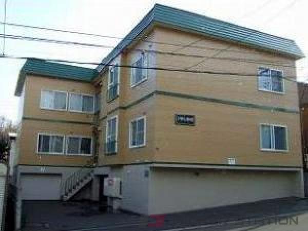 札幌市西区宮の沢3条3丁目0賃貸アパート外観写真