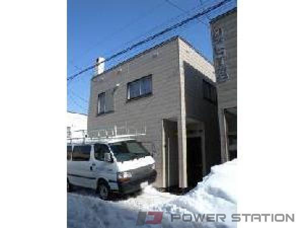 札幌市西区二十四軒4条3丁目0賃貸アパート外観写真