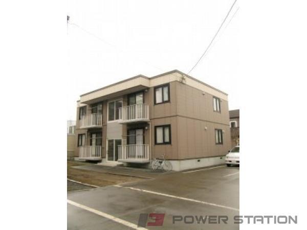 札幌市西区発寒10条4丁目0賃貸アパート外観写真
