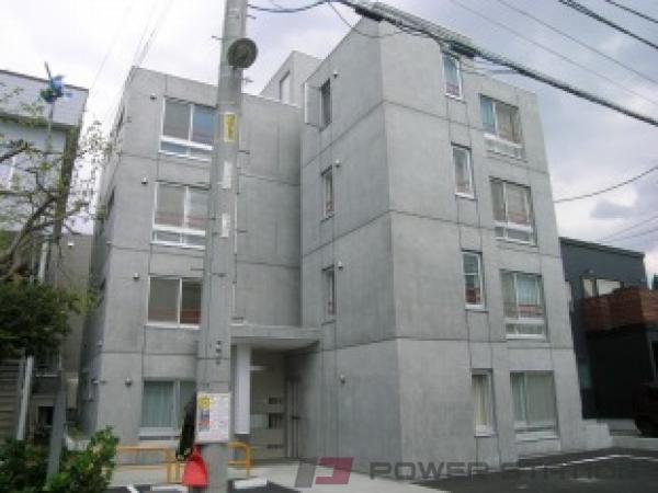 札幌市西区発寒10条5丁目1賃貸マンション外観写真