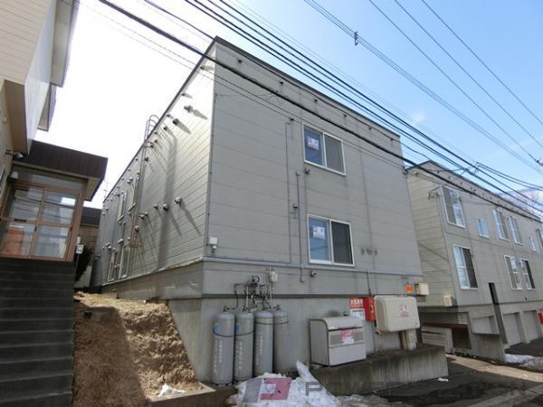 アパート・シャトージェミニ北広島