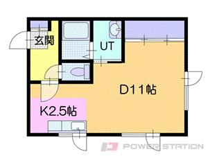 アパート・ELPAPAHOUSE