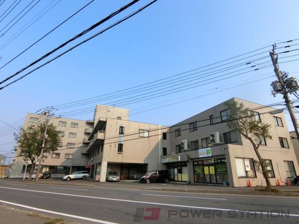 北広島市大曲中央2丁目1賃貸マンション外観写真