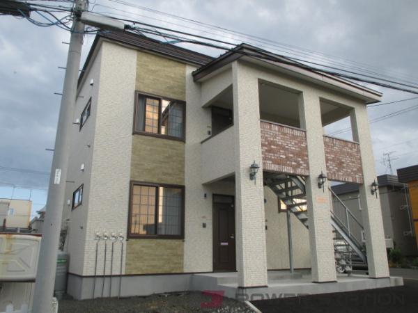 アパート・シエロ