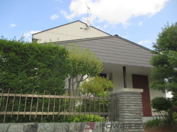 北広島4SLDK一戸建貸家外観