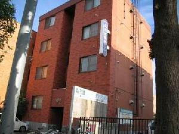 札幌市白石区菊水3条4丁目0賃貸マンション外観写真