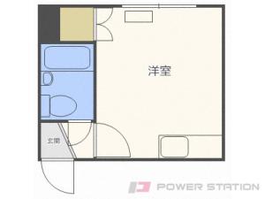 菊水1Rマンション図面