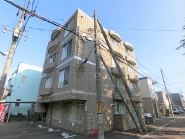 札幌市白石区マンション 1DK