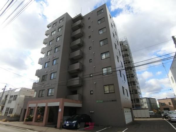 札幌市白石区マンション ワンルーム