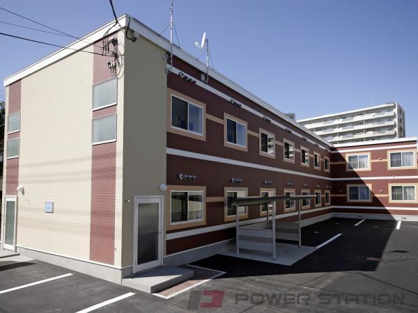 アパート・レオネクストルミナス東札幌