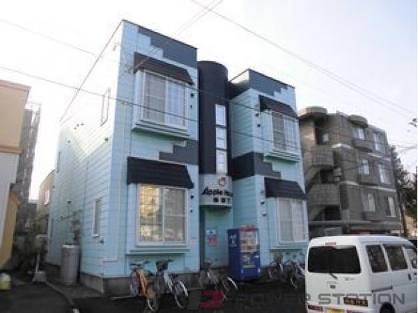 札幌市白石区アパート 1K