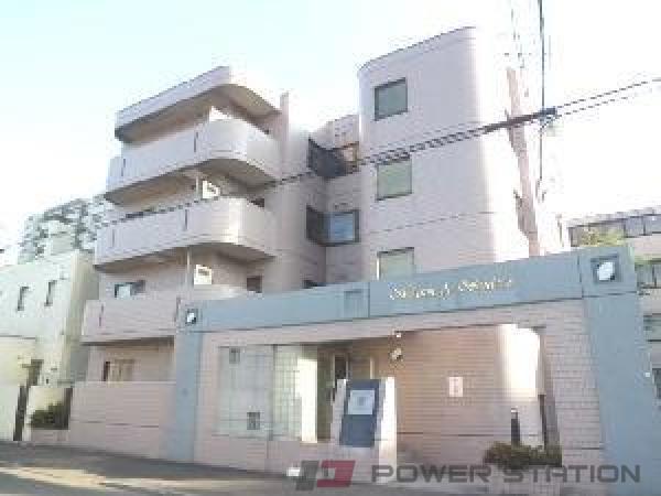 札幌市白石区南郷通1丁目北0分譲リースマンション外観写真