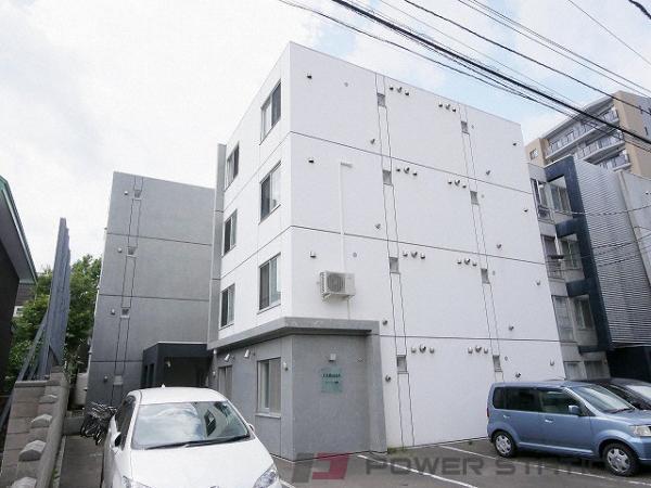 札幌市白石区ペット可マンション 1LDK