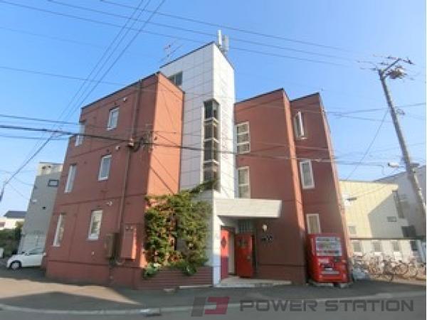 札幌市白石区栄通21丁目0賃貸マンション外観写真