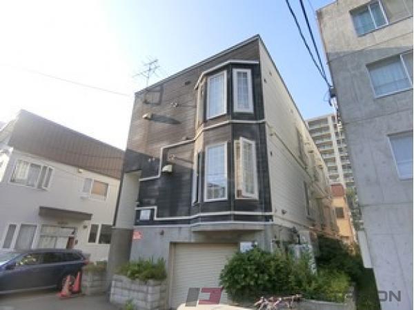 札幌市白石区アパート ワンルーム