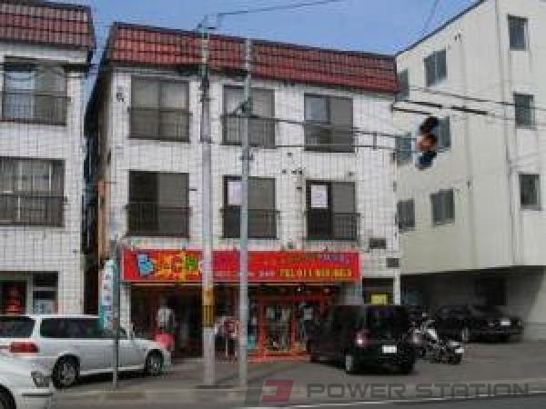 札幌市白石区アパート 1DK
