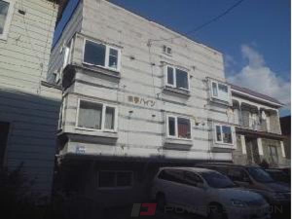 札幌市白石区栄通21丁目1賃貸アパート外観写真