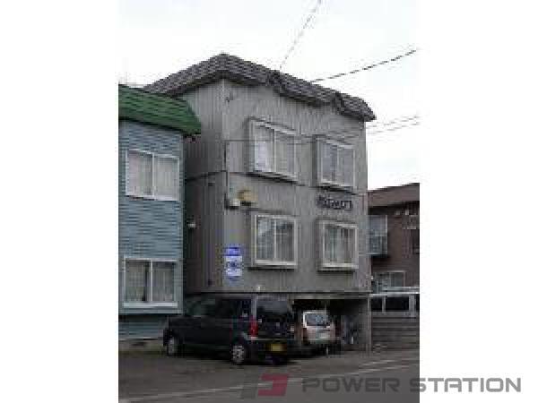 札幌市白石区本通2丁目北0賃貸アパート外観写真