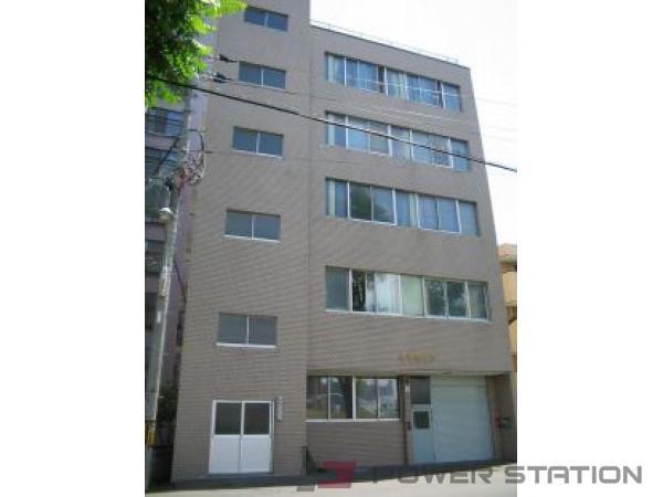 札幌市白石区菊水1条1丁目1賃貸マンション外観写真