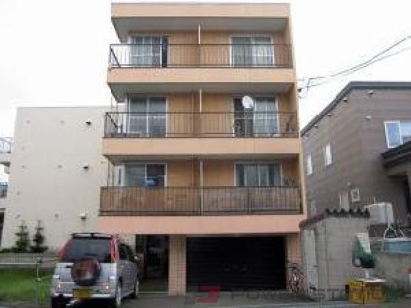 札幌市白石区平和通8丁目南1賃貸マンション外観写真