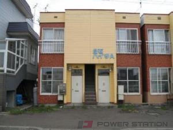 札幌市白石区本通17丁目北0賃貸アパート外観写真