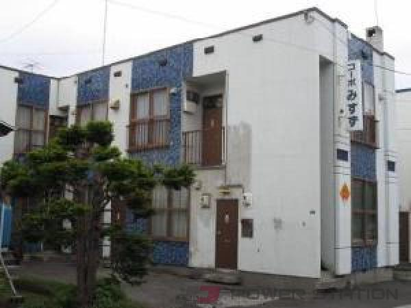 札幌市白石区栄通13丁目0賃貸アパート外観写真