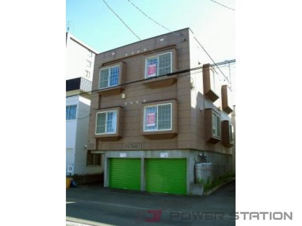 札幌市白石区栄通6丁目0賃貸アパート外観写真