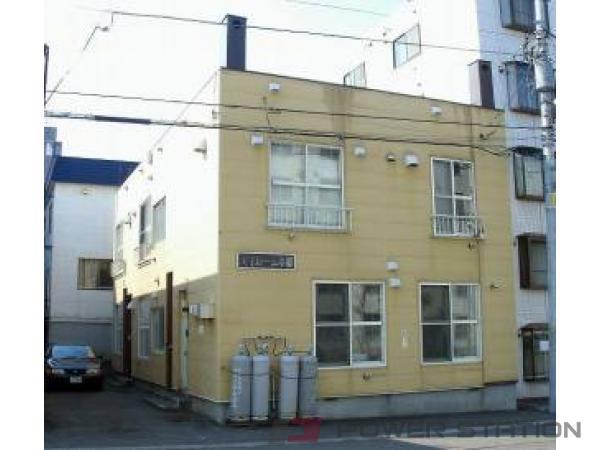 札幌市白石区本郷通10丁目南1賃貸アパート外観写真