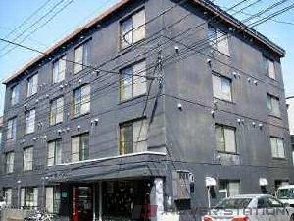 札幌市白石区菊水3条2丁目0賃貸マンション外観写真