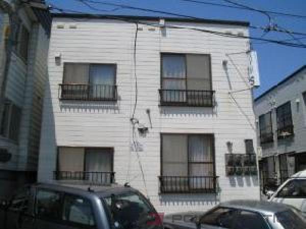 札幌市白石区本通10丁目南1賃貸アパート外観写真