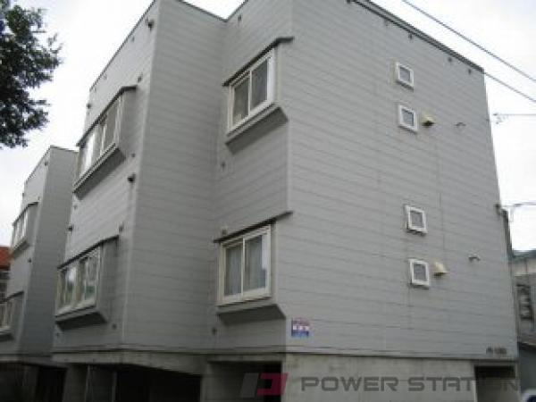 アパート・パレス白石