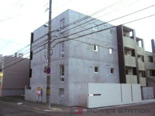マンション・ハルトラーテ東札幌